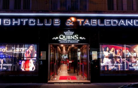 Queens Tabledance & Strip Club München