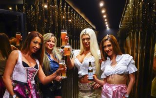 Oktoberfest Girls - Queens with Dirndls