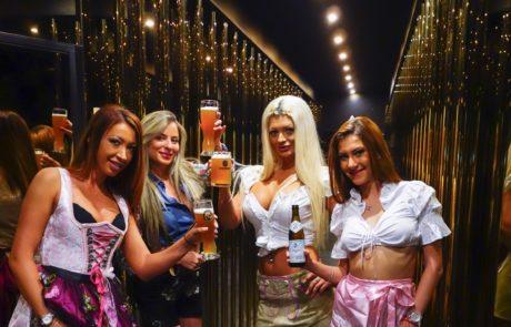 Oktoberfest Girls - Queens with Dirndls
