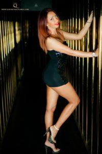 Striptease Tänzerinnen im Queens Tabledance München