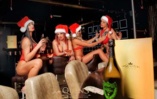House Party in Queens Stripclub