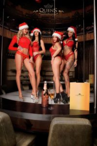 Weihnachten und Sylvester im Queens