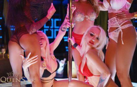 Sexy Dancer in Queens Stripclub