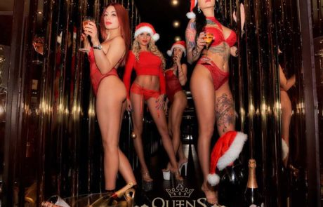erotic fantasy in Queens stripclub