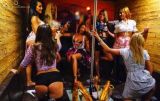 Octoberfest Party in Strip & Nightclub
