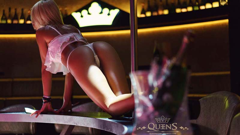Promo Girls Hostess in Queens strip club in Munich