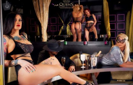 erotic fantasy stripper in queens strip club