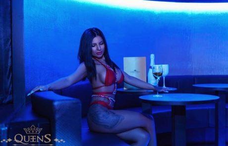 Party Girls in Queens Stripclub Munich