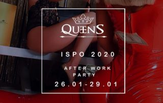 Ispo 2020 After Work Party