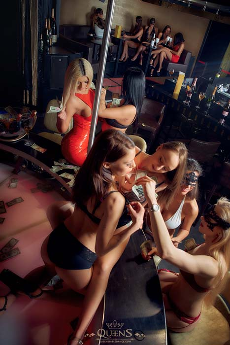 Strip Club Munich - Queens - the best Stripclub